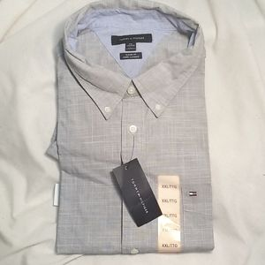 Tommy Hilfiger Oxford Shirt XXL NWT